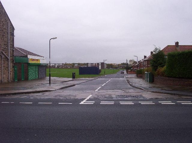 Bamburgh Road