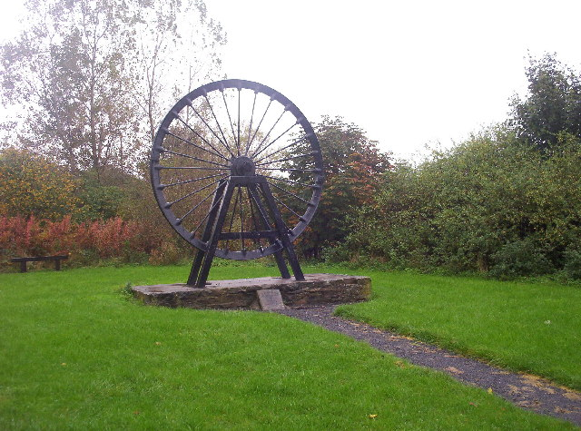 Colliery Wheel