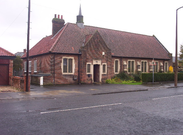 Westmoor Methodist Church