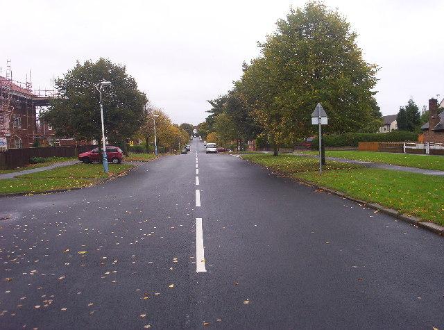 Hailsham Avenue