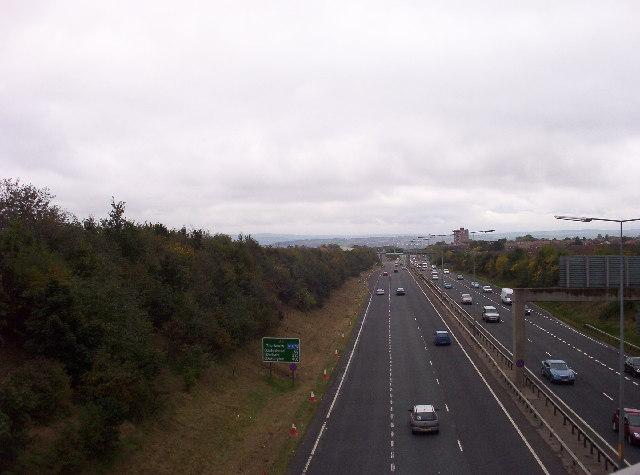 A1 from Etal Lane