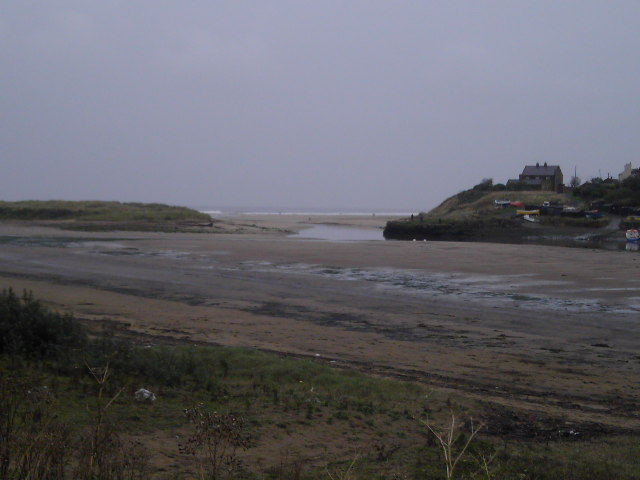 Wansbeck River Mouth