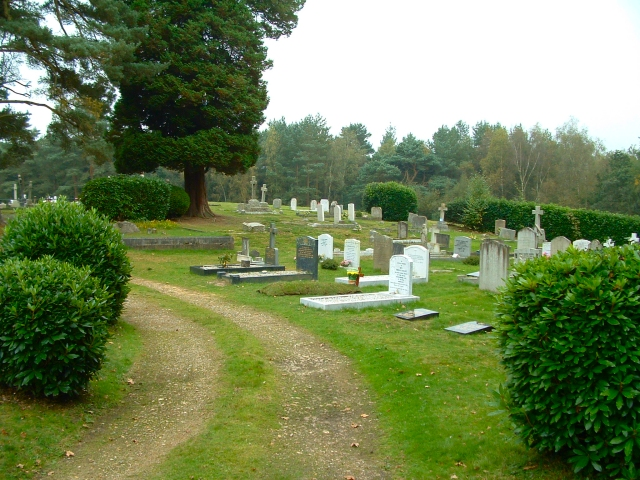 Midhurst Cemetery, West Sussex