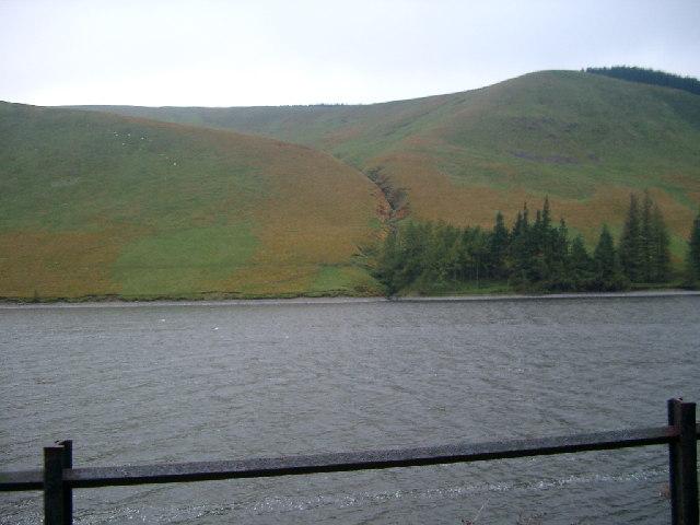 Chirking Burn, Talla Reservoir
