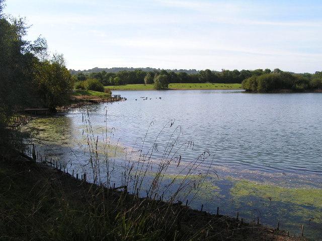 Barden Lake, Haysden Country Park