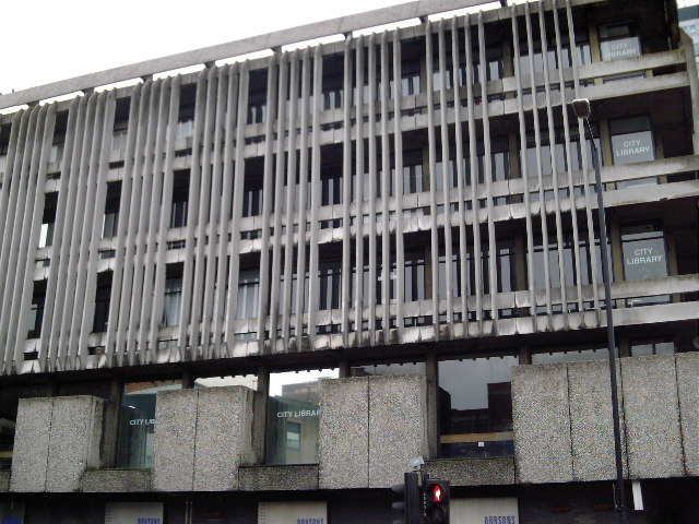 Newcastle Central Library