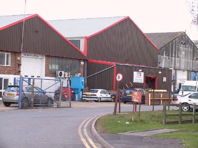Tonbridge Industrial Estate