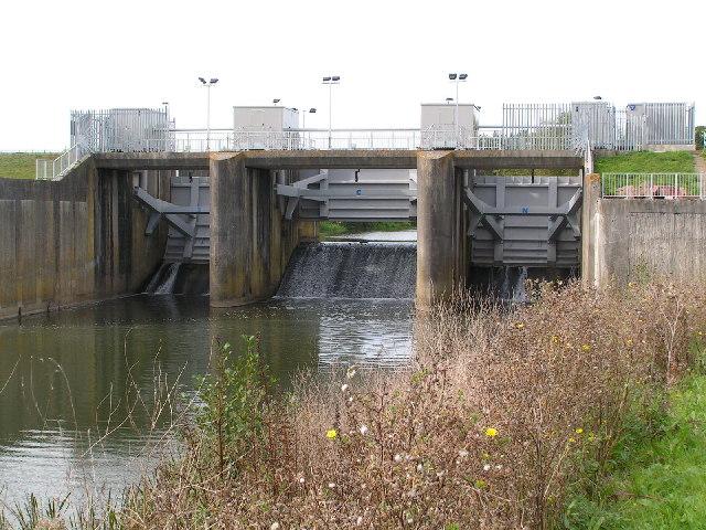 Leigh Flood Barrier