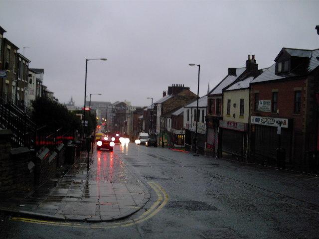 Westgate Hill