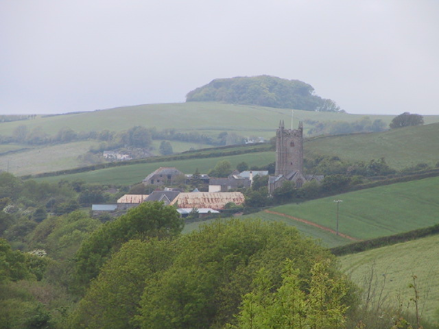 South Pool Village from the East
