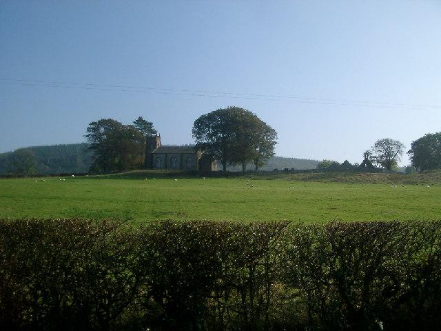 Buittle Old Kirk, near Castle Douglas