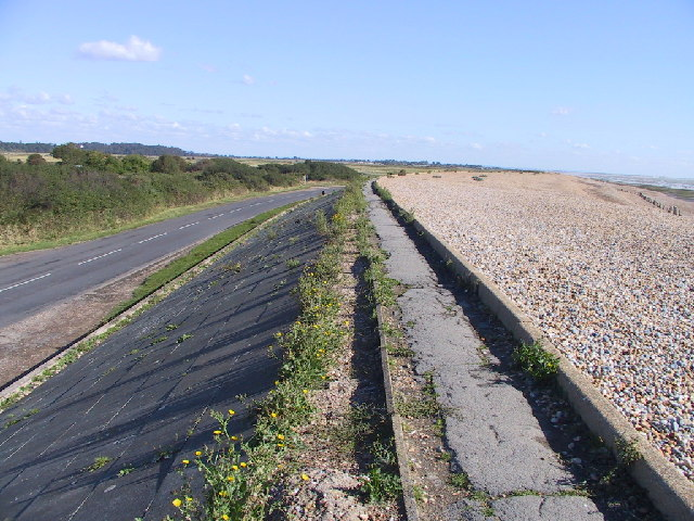Embankment, Pett Levels