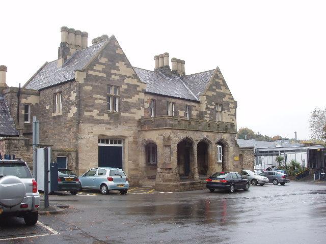 Durham Railway Station