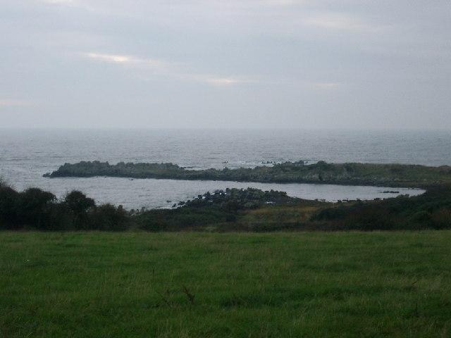 Old Man's Pow, Kirkandrew Bay