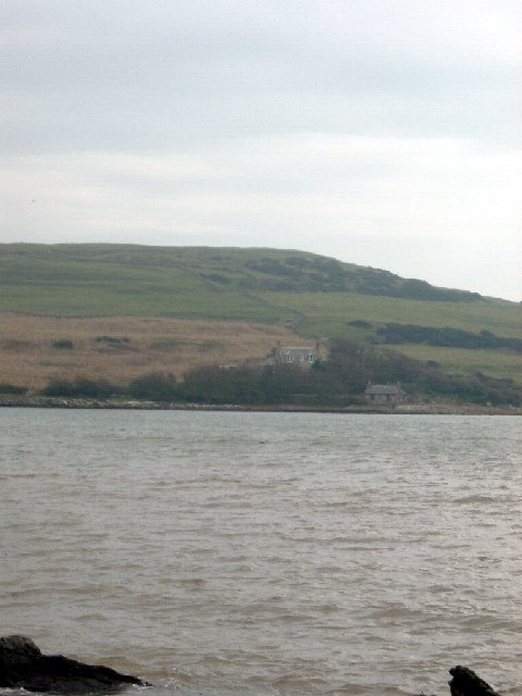 Mull of Ross from Brighouse Bay