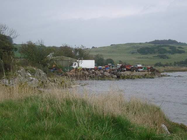 Scrapyard, Ross Bay