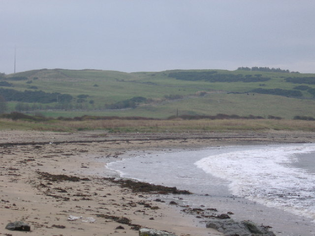 Sheephouse Hill from Brighouse Bay