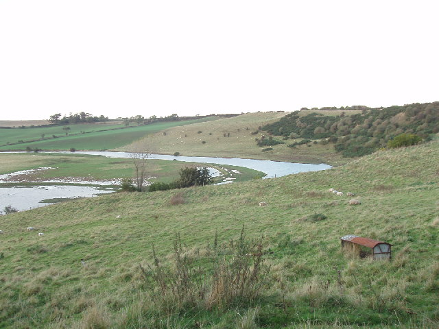 River Aln near Alnmouth