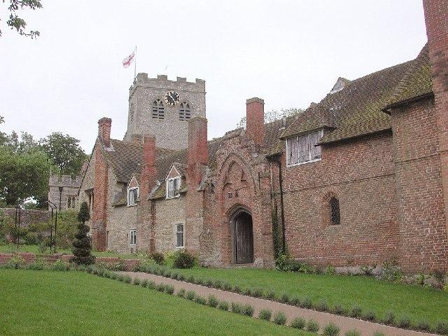Ewelme (Oxon) Medieval Almshouses