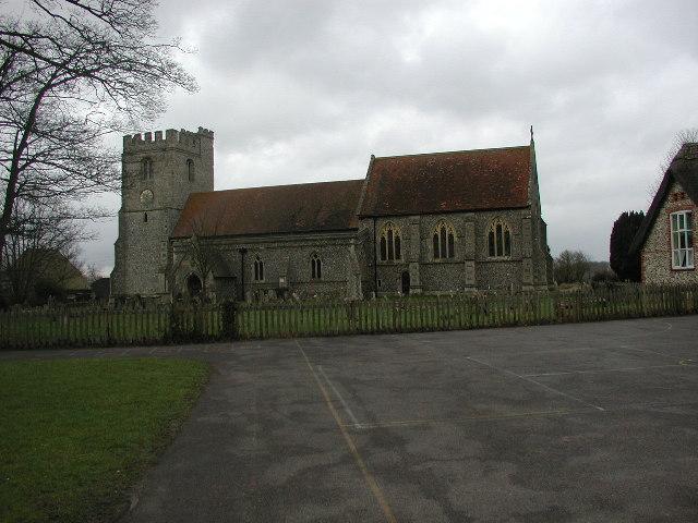 Lewknor (Oxon) St Margaret's Church