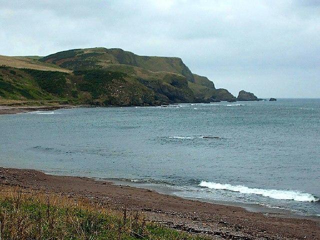 Aberdour Bay Aberdeenshire