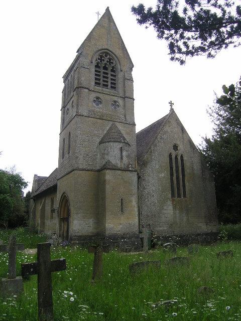 Little Tew (Oxon) St John the Evangelist's Church