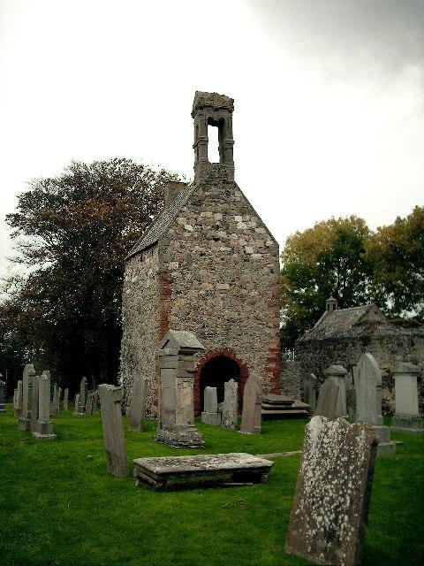 St Talarican's Church, Fordyce