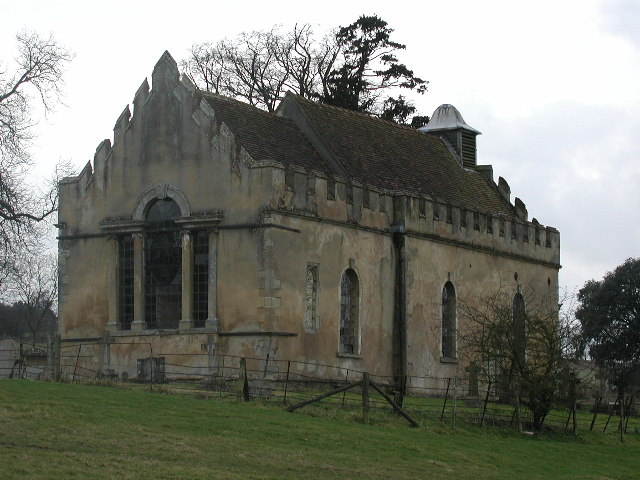 Wheatfield (Oxon) St Andrew's Church