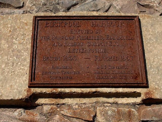 Buckpool Harbour