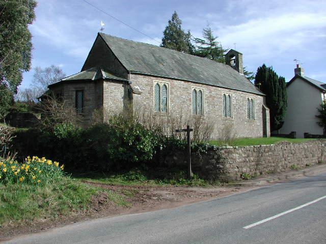 Devauden, Church of St James