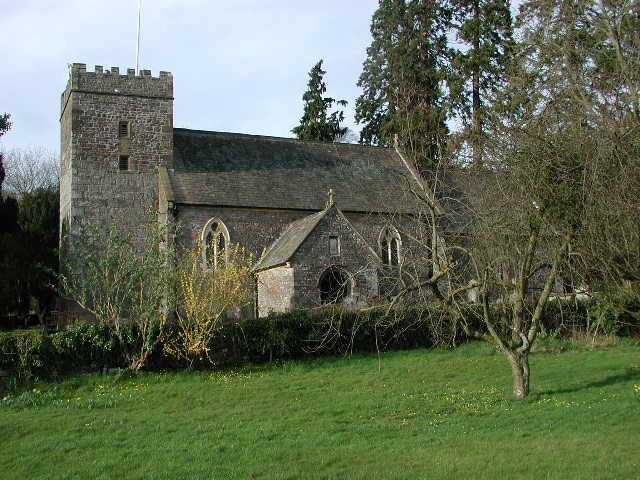 Itton (Llanddinol) St Deiniol's Church