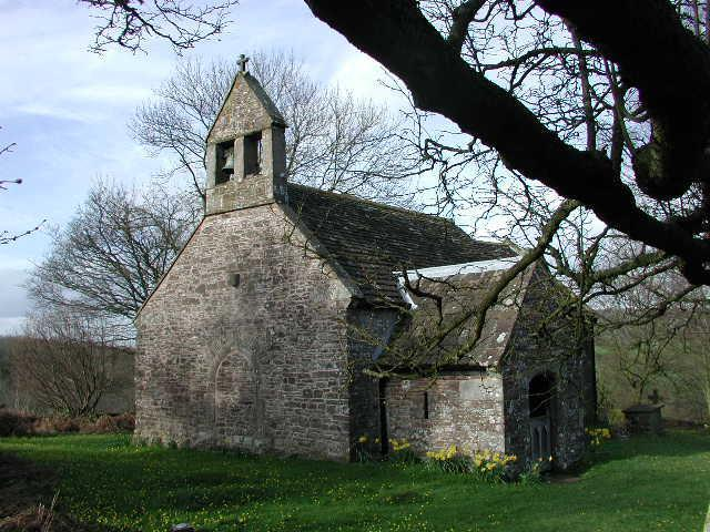 Kilgwrrwg, Church of the Holy Cross