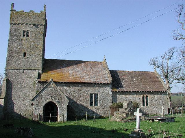 Llanfihangel Rogiet, St Michael's Church