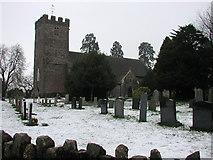 ST2682 : Marshfield (Meiryn) St Mary's Church by ChurchCrawler