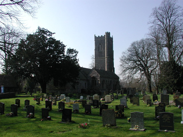 Mathern (Merthyr Tewdrig) Church of St Tewdric