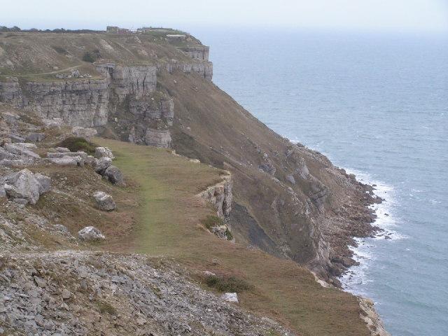 Portland Cliffs