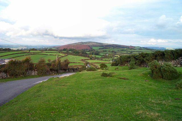 View from near Fernworthy - Dartmoor