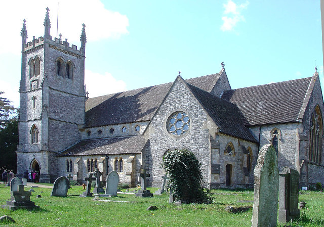 Shedfield Church