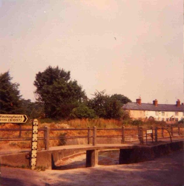Steeple Bumpstead, Essex