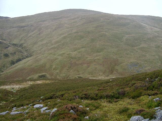 Meall Ruigh Mor Thearlaich