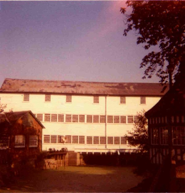 Courtauld Mill, Halstead