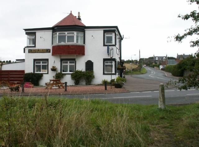 Peat Inn Road, Largoward