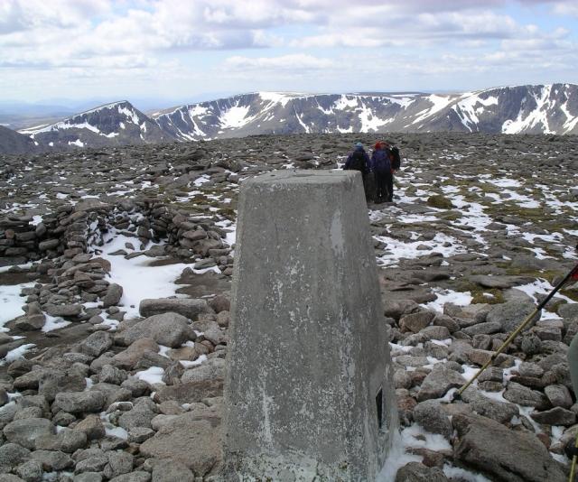 Ben MacDui : Munro No 2