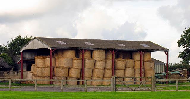 Barn near Malmesbury