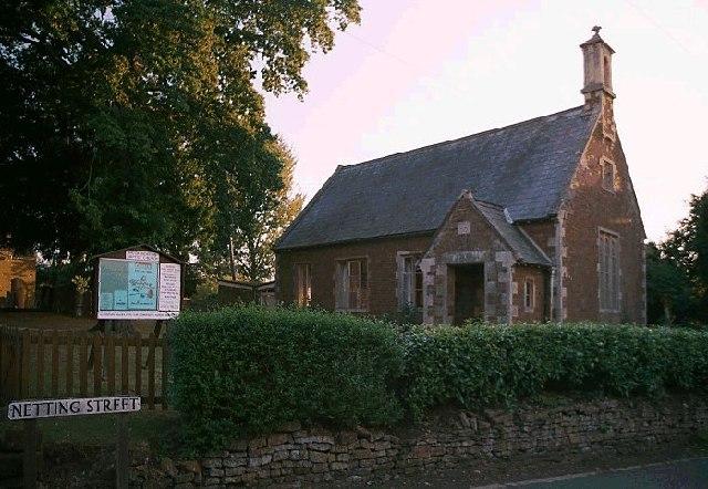The Baptist Church Hall, Hook Norton