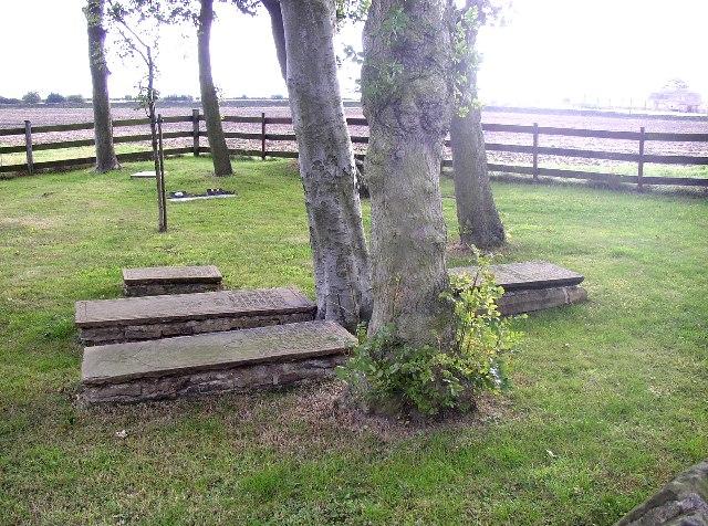 The Sepulchre (Quaker Burial Ground) Sepulchre Road, Liversedge