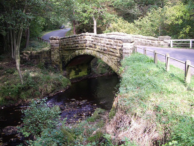Road Bridge over West Beck