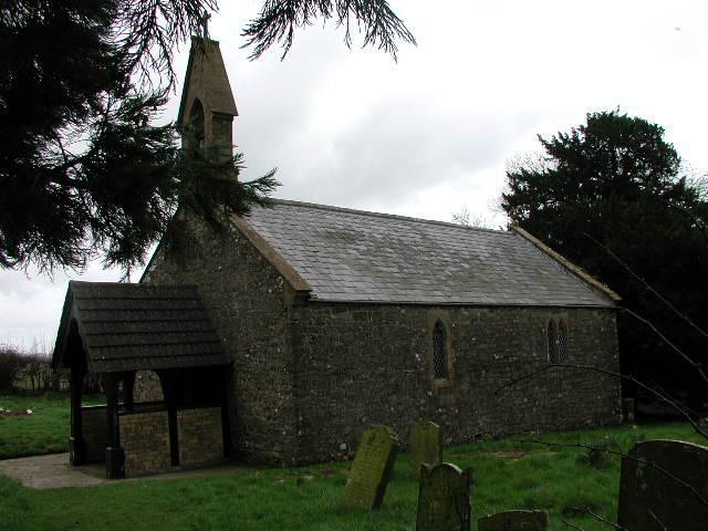 Penterry, St Mary's Church