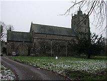 ST2680 : Peterstone Wentloog (Llanbedr Gwynllwg) Former church of St Peter by ChurchCrawler