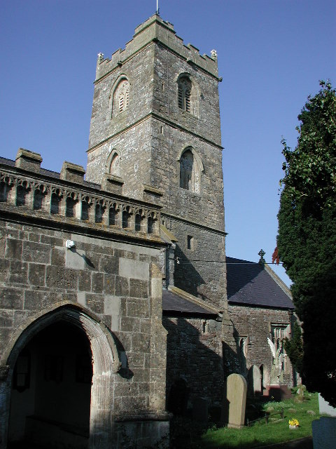 Redwick, St Thomas's Church